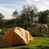 Co 0002 op de camping van Monitigny-le-Roi
