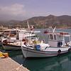 Kr 0007 vissersboten in Agia Galini