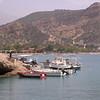 Kr 0006 bootjes bij Agia Galini