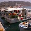 Kr 0009 vissersboten in Agia Galini