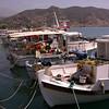 Kr 0008 vissersboten in Agia Galini