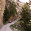 Kr 2418 kloof tussen Christos en Selakano