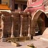 Kr 3707 oude fontein in Rethymnon