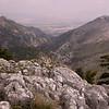 Pe 0003 uitzicht van Parnitha op Athene