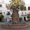 Sp 2607 fontein in Vejer de la Frontera