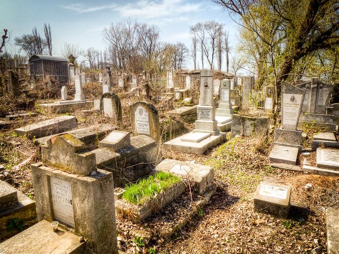 chisinau jewish cemetery