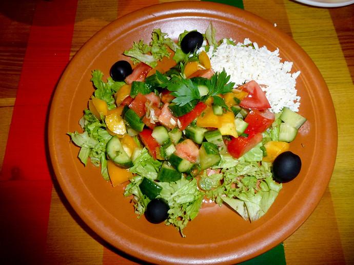 moldavian salad