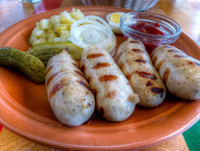 moldavian sausage