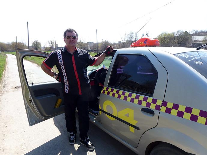 moldovan taxi driver