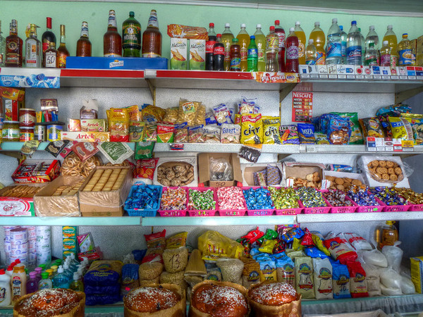 moldova corner store