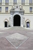 Monaco - Royal Palace - Entrance