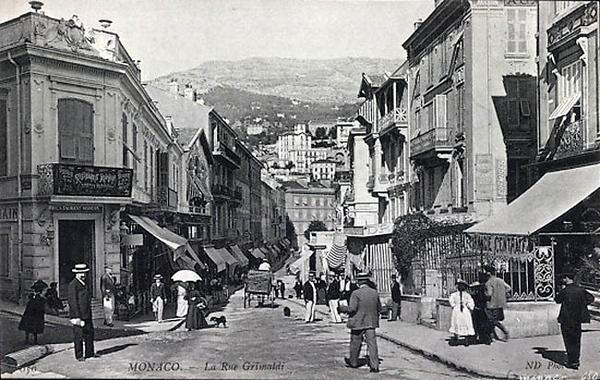 Rue Grimaldi