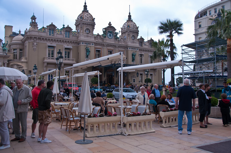 Monte Cristo Casino, Monte Carlo, Monaco