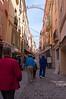 Street scene, Monaco