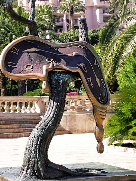 Profile of Time - Salvador Dali