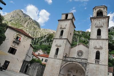 Kotor - Cathédrale Saint-Tryphon