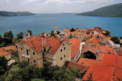 Herceg Novi et l'ouverture des bouches de Kotor
