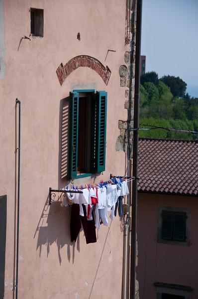 Laundry. Montecatini Terme, Italy