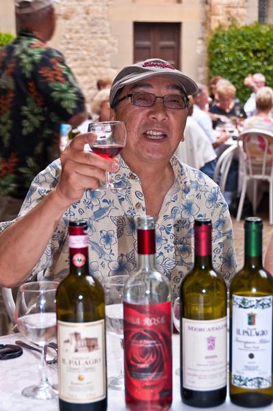 Castello Il Palagio Wine Party