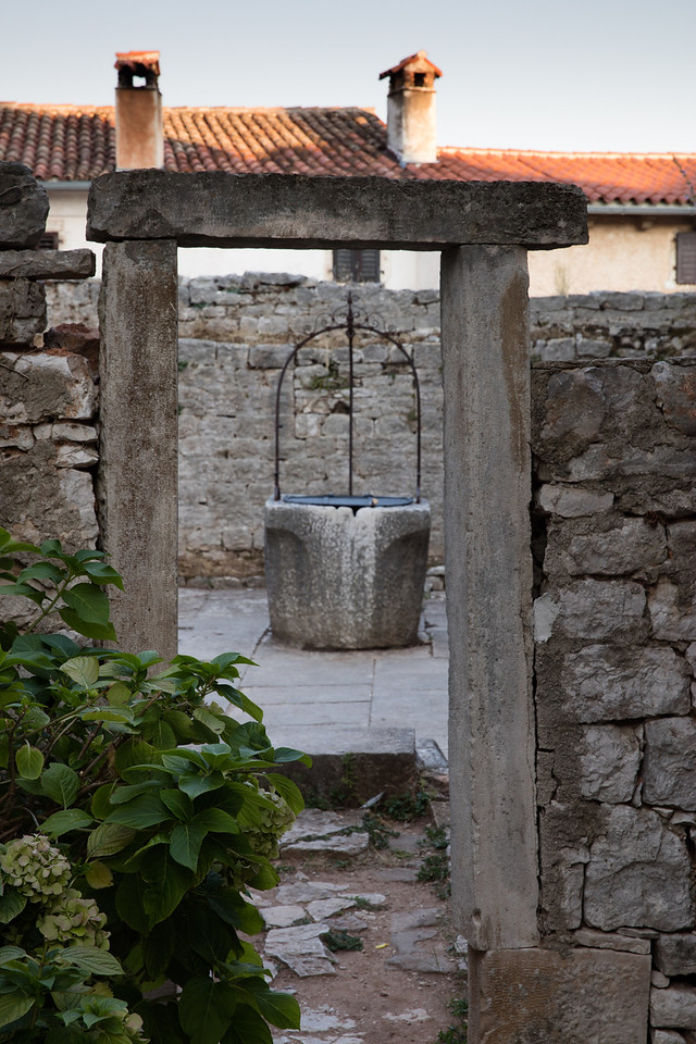 Bale is another ancient city on the Adriatic coast with a central old town dating back centuries