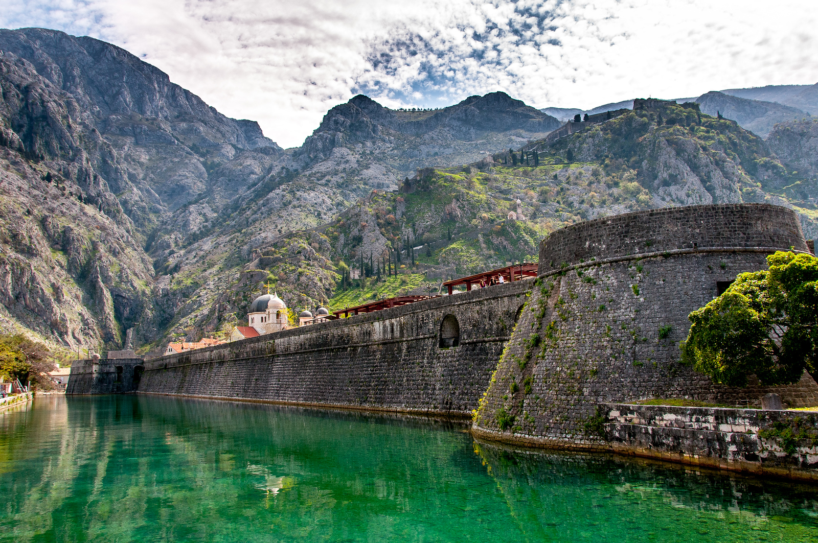 Natural and Culturo-Historical Region of Kotor World Heritage Site