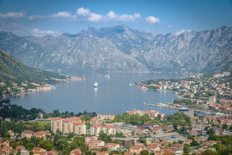Kotor Town, Montenegro