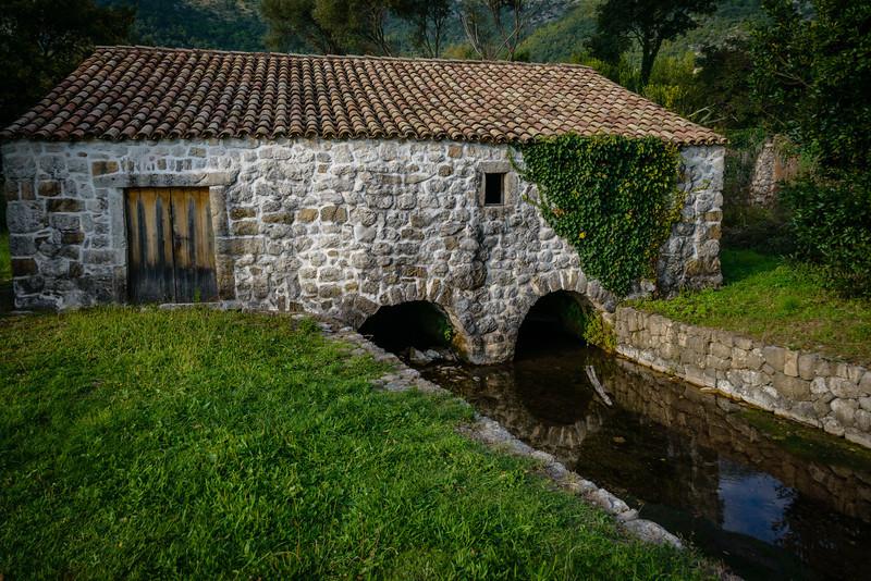 Mill Near Gruda Croatia