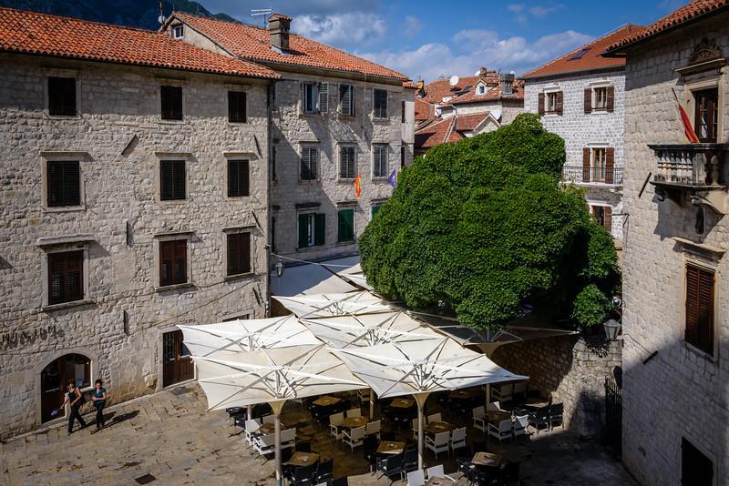 Pjaca Square, Kotor