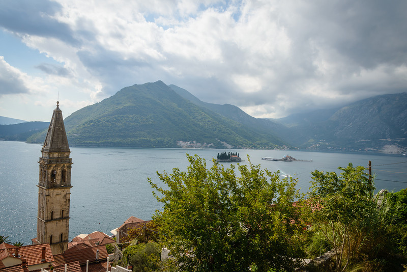 St George and Our Lady of the rocks Islands - Kotor Bay