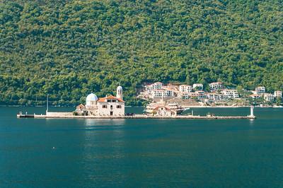 Kotor Bay, Montengro