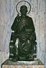 Beautiful Statue in Montserrat, Spain