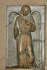 Marble angel carving  in Montserrat, Spain