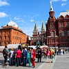 Shopping in Red Square