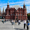 Red Square, the Russian Historical Museum