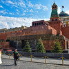 Lenin's tomb, Red Square