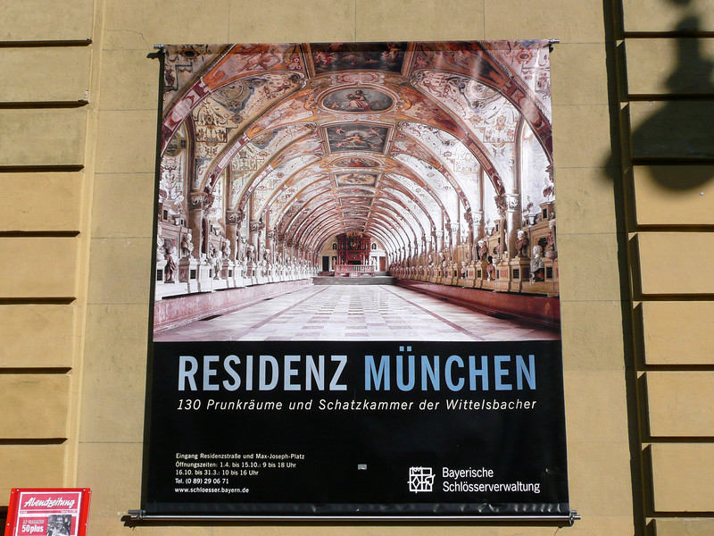 Munich, The Residenz