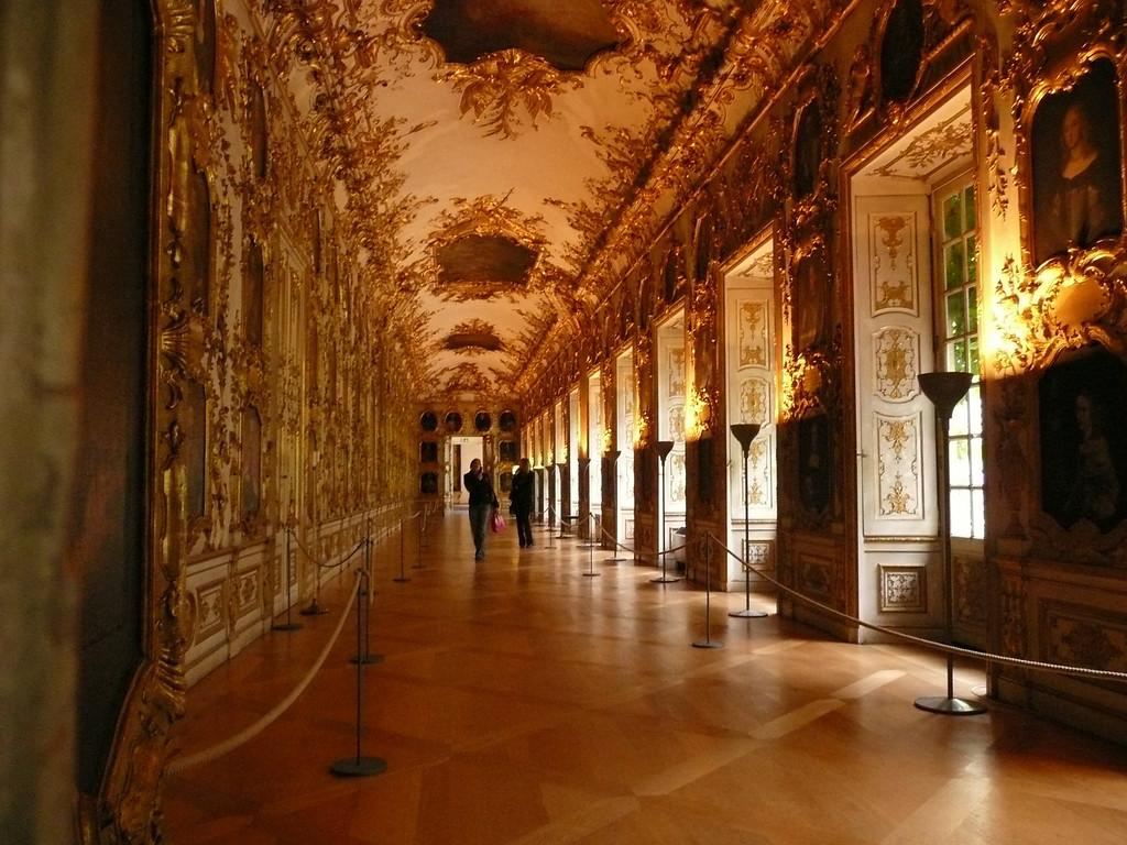 Munich, The Residenz