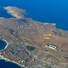 The nearby island of Delos