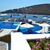 Petassos Beach Hotel pool