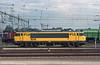 1600 class no. 1614 'Schiedam' at Amersfoort on 22nd July 1989.
