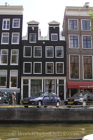 Amsterdam - Two Brothers House