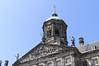 Amsterdam - Royal Palace - Clock Tower