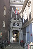Amsterdam - Kalverstrat - Historical Museum Entrance