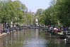 Amsterdam - Canal Bridge