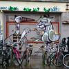 Graffiti, Amsterdam, Netherlands