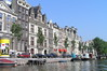 Amsterdam - Mansions along Canal