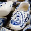 Porcelain clog souvenirs, Amsterdam, Netherlands