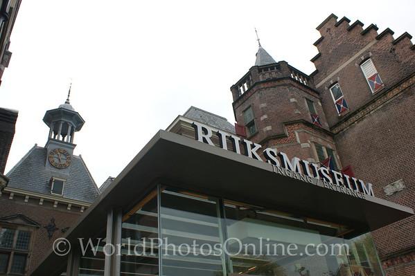 Amsterdam - Rijksmuseum 1