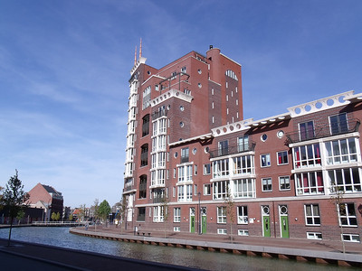 Nieuweweg, Breda - Netherlands.