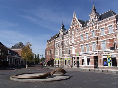 Van Coothplein, Breda - Netherlands.